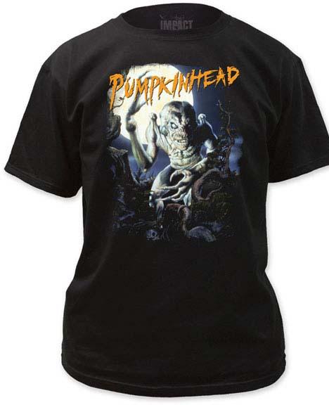 Pumpkinhead- Demon Of Revenge on a black shirt (Sale price!)