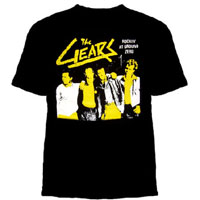 Gears- Rockin' At Ground Zero on a black YOUTH sized shirt