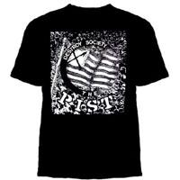 Pist- Destroy Society #2 on a black shirt (Sale price!)