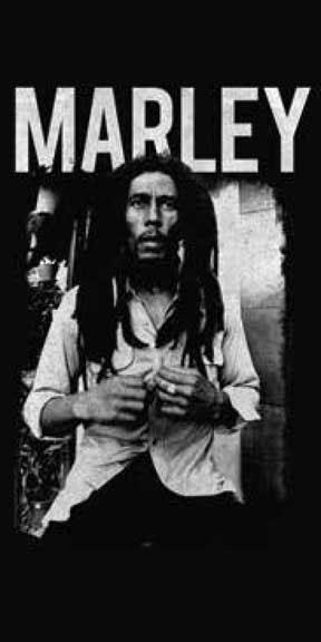 Bob Marley- Stance Beach Towel