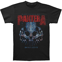 Pantera- Domination on a black shirt