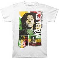 Bob Marley- 56 Hope Road on a white shirt (Sale price!)