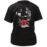DOA- Something Better Change on a black shirt (Sale price!)