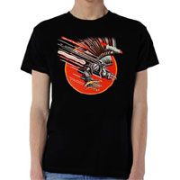 Judas Priest- Screaming For Vengeance on a black shirt