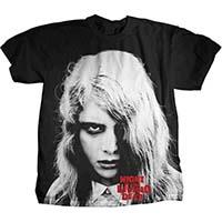 Night Of The Living Dead- Kyra (Jumbo Print) on a black shirt