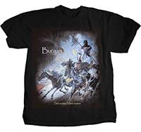 Burzum- Sol Austan, Mani Vestan on a black shirt