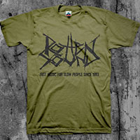 Rotten Sound- Fast Music For Slow People shirt (Various Color Ts)