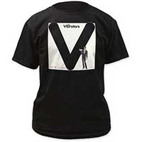 Vibrators- Pure Mania on a black shirt